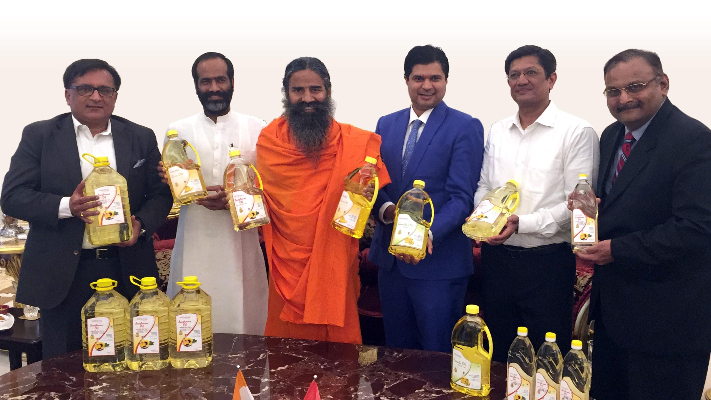 Image- Patanjali-ADVOC partnership